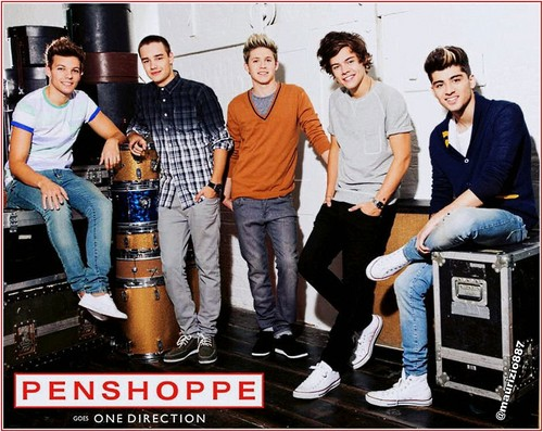 one direction , Penshoppe, 2013,