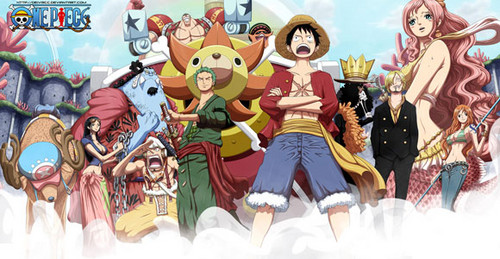 one piece wow