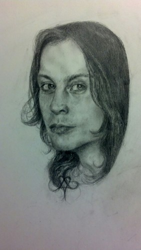 portrait of Ville Valo