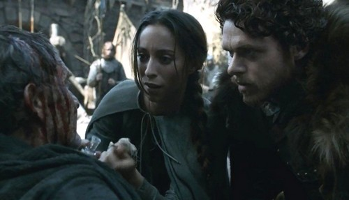 robb and jeyne