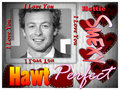 simon baker is hot - simon-baker fan art
