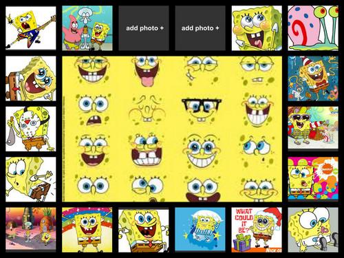 Manchester United वॉलपेपर called spongebob