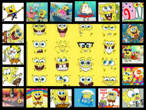 Manchester United wallpaper entitled spongebob