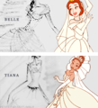 the princess and the frog - the-princess-and-the-frog fan art