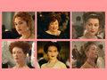 titanic Characters: 1st class women - titanic fan art