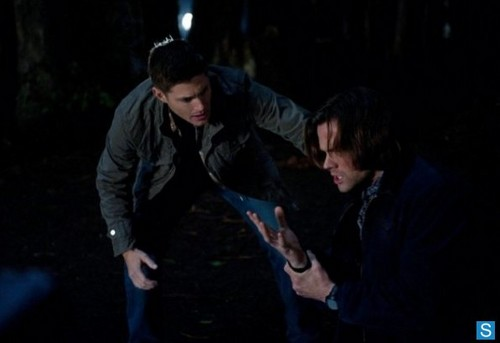 Supernatural - Episode 8.19 - Taxi Driver - Promotional Pics