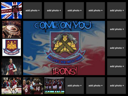 Manchester United wallpaper titled west ham