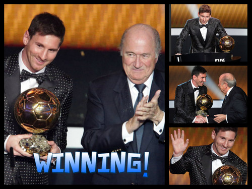 Soccer wallpaper with a business suit and a suit entitled winner