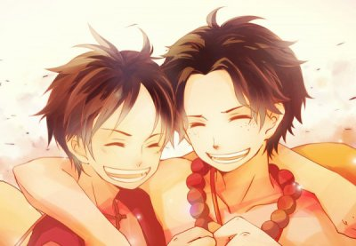 ~Ace and Luffy~