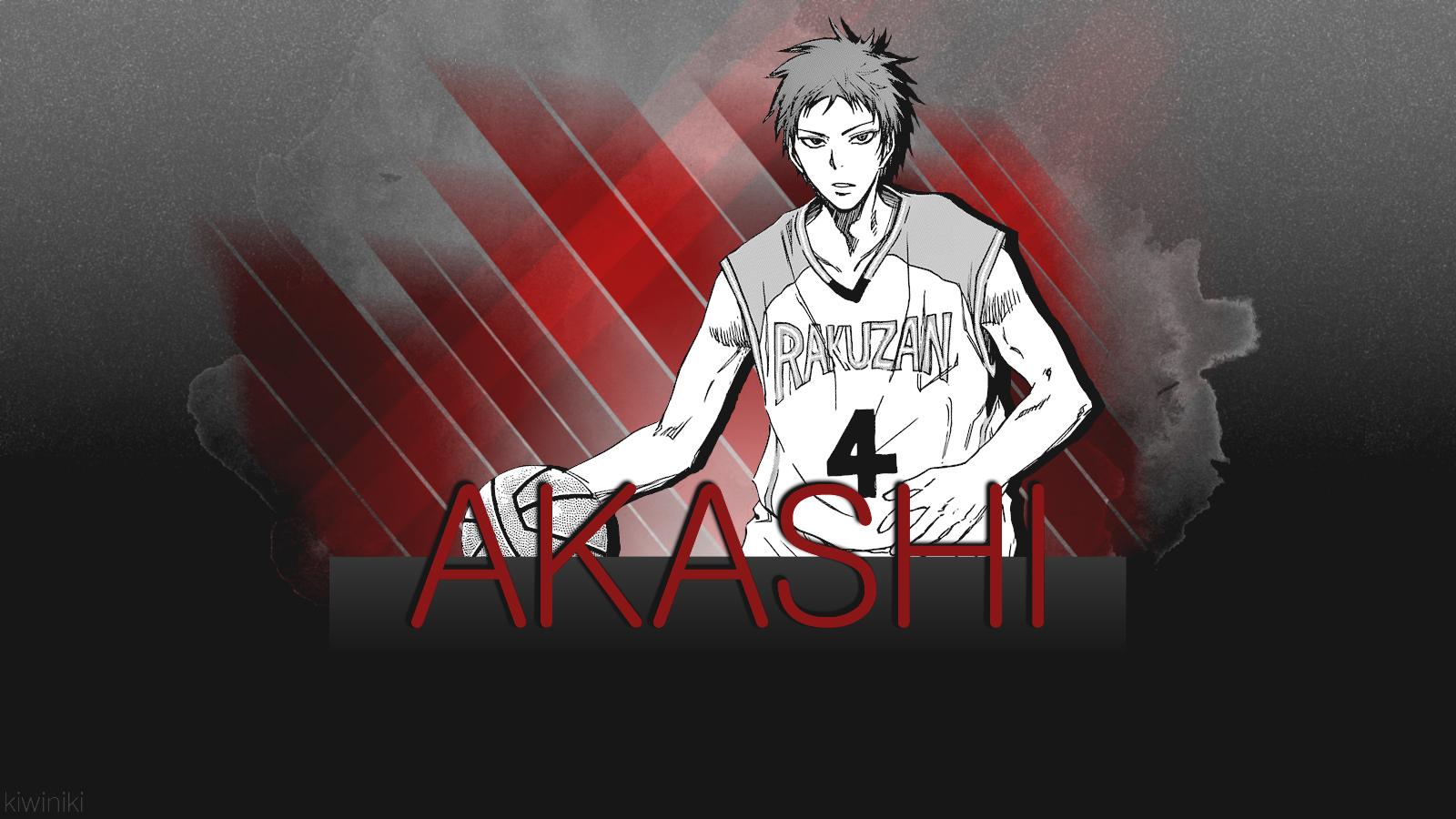 ❤ Akashi Seijuro ❤