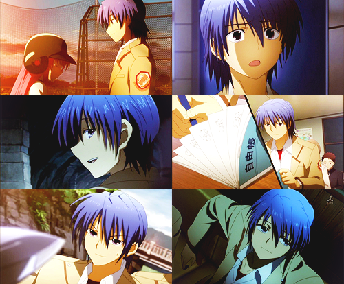 *`•.¸Angel Beats¸.•*