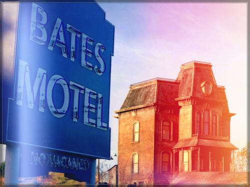 ★ Bates Motel ☆