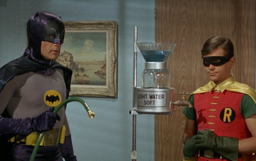 Memorable TV wallpaper with a tabard titled ★ Batman 1966 ☆