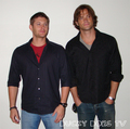 Comic Con 2008 - jared-padalecki photo
