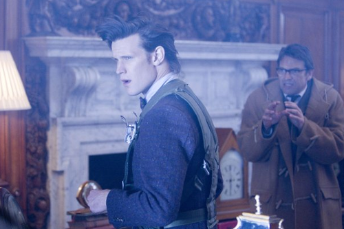 'Doctor Who' 7×09 'Hide'