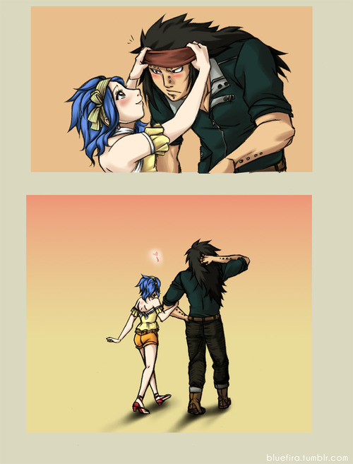 gajeel x levy   gajeel x levy fan art 34282875   fanpop