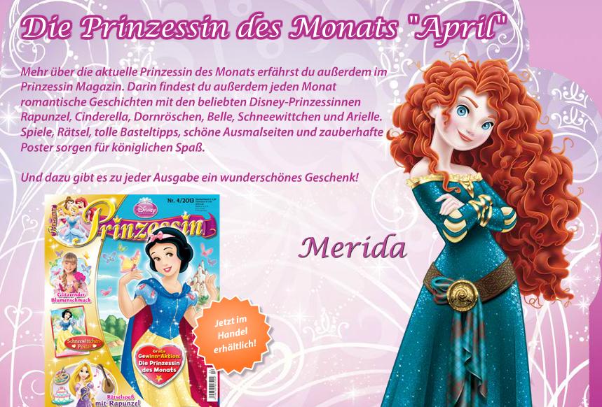 (German Website) Disney Princesses
