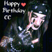 ★ Happy Birthday CC ☆ April 21