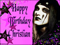  Happy Birthday CC  April 21st  - black-veil-brides wallpaper