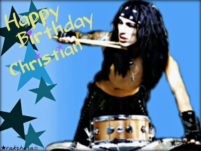 ★ Happy Birthday CC ☆ April 21st