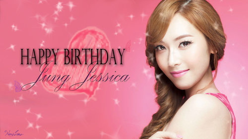 Jessica SNSD images ★Happy Birthday Sica★ wallpaper and background photos