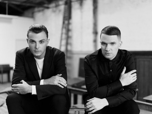 Hurts Photoshoot- L'Officiel Hommes 2013