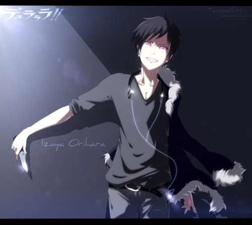 1Izaya Orihara 壁紙 possibly containing a well dressed person and アニメ entitled ❤ Izaya Orihara ❤