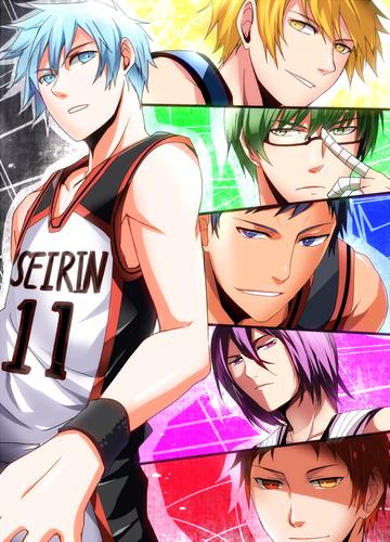 ❤ Kuroko no Basket ❤