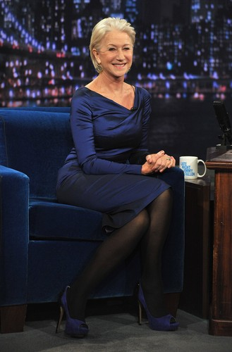 """Late Night With Jimmy Fallon"" in New York City 2012"