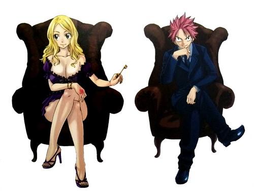 ❤ Lucy & Natsu ❤