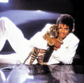 """Thiller"" Cover Photo Cover - michael-jackson photo"
