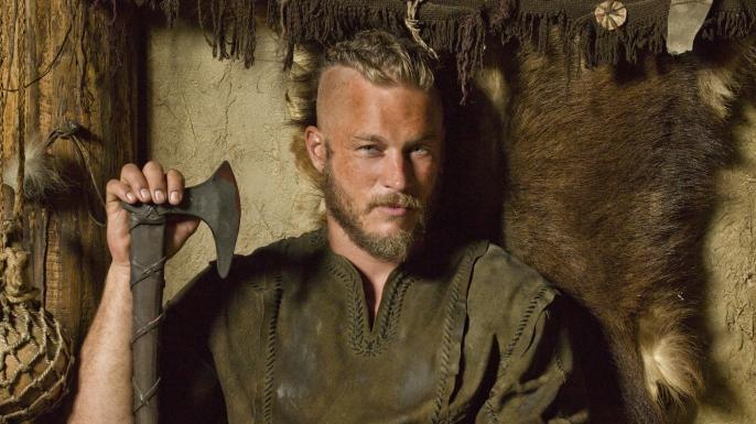 Vikings tv series vikings