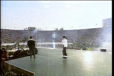 1993 Halftime Superbowl Performance
