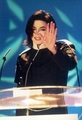 1996 Brit Awards - michael-jackson photo