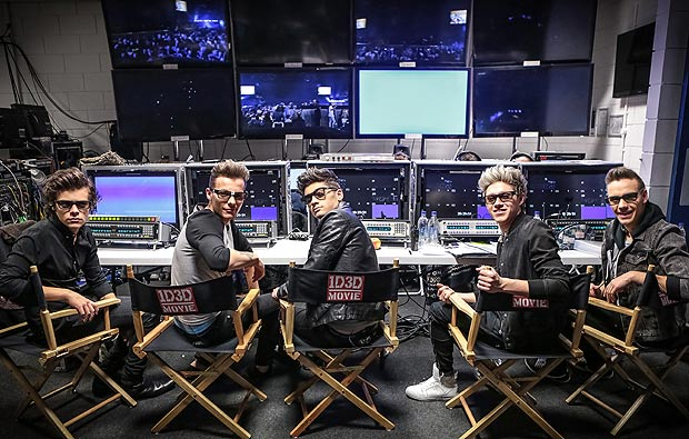 1D 3D movie 'This Is Us'