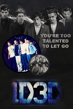 1D: From Audition To 1D3D