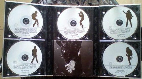 "2004 Michael Jackson Boxed Set, ""The Ultimate Collection"""