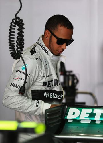 2013 Chinese GP Qualifying