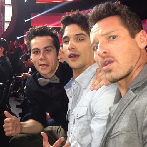 2013 MTV MOVIE AWARDS- 4/14