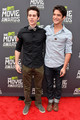2013 MTV Movie Awards - Arrivals - dylan-obrien photo