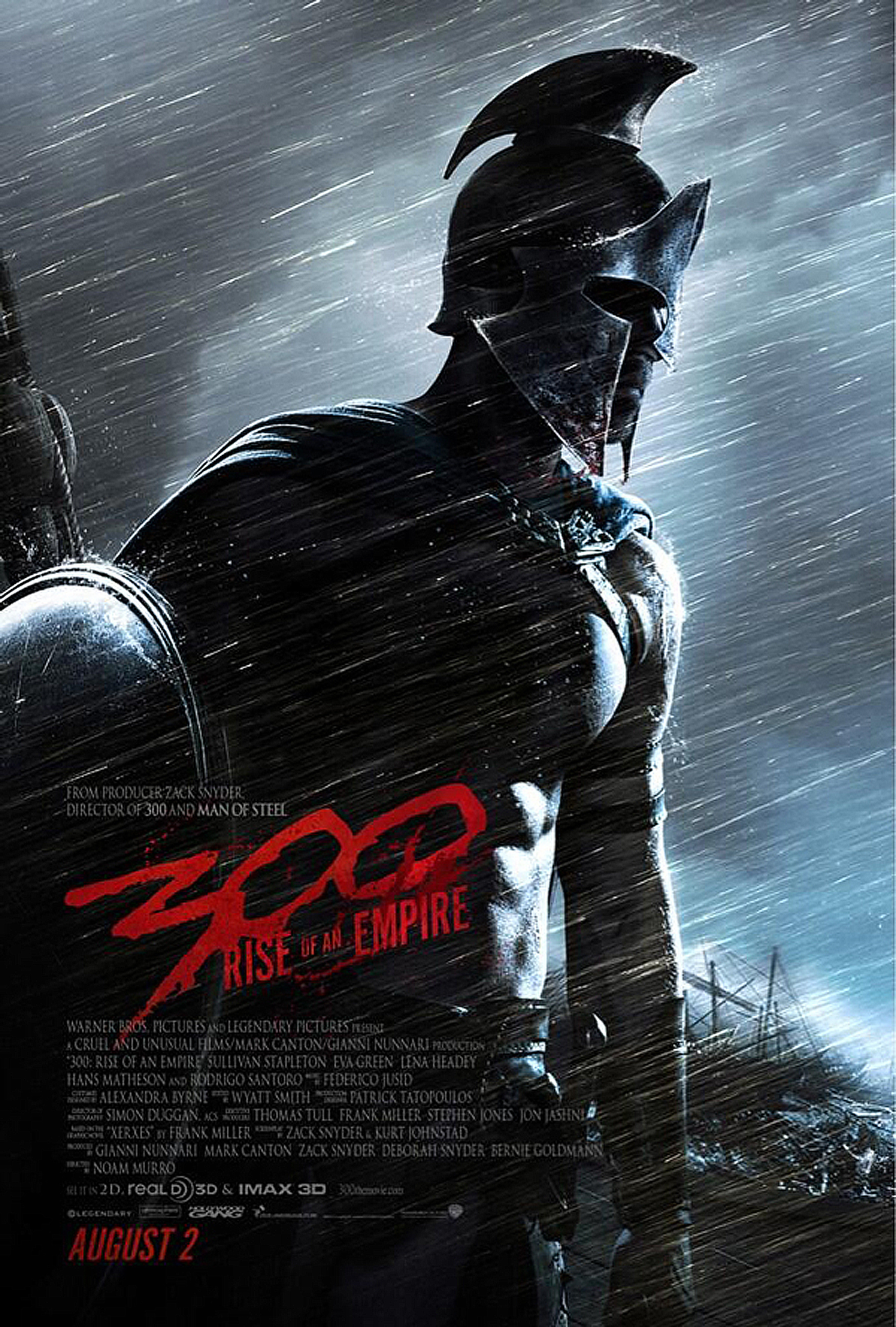 300 Rise of an Empire 300 Sequel Poster - 300 Photo (34264453 ...