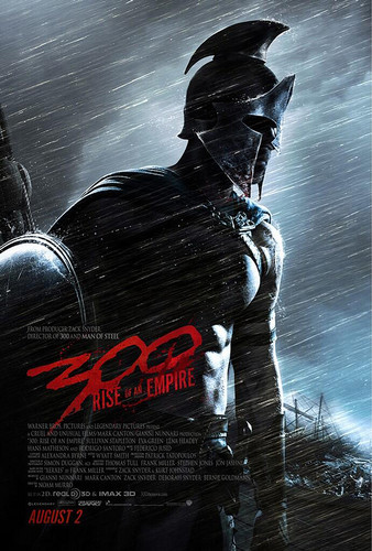 300 Rise of an Empire 300 Sequel Poster