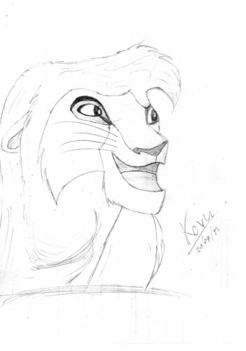 7th Fanart Happy Kovu