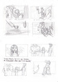 A Monster in Paris Storyboards