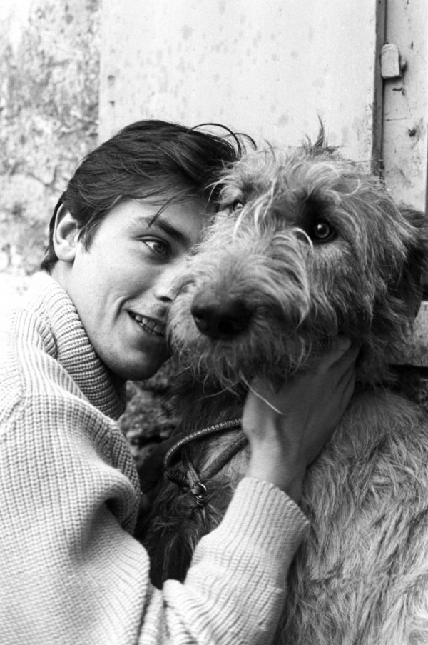 Alain and his love for animals ...