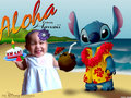 Aloha Nishka - lilo-and-stitch fan art