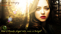 Amanda seyfried my edit. - vampires fan art