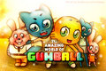 Amazing World Of Gumball tagahanga Art