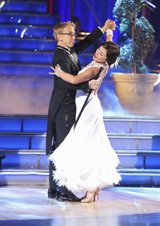 Andy amp sharna week 1 dancing with the stars photo 34200813