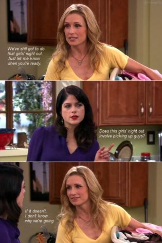 Anger Management - Kate & Jen